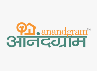 anandgram logo project